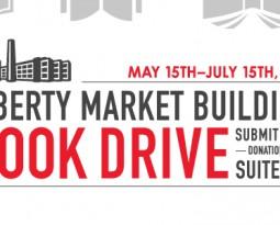 Liberty Market Building Book Drive