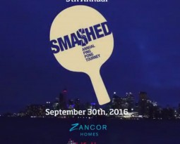 2016 SMASHED PING PONG TOURNEY RAISES $300,000 FOR LOCAL CHARITIES